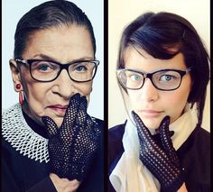 The 10 Most Badass Feminist Halloween Costumes For 2015 - Ruth Bader Ginsburg