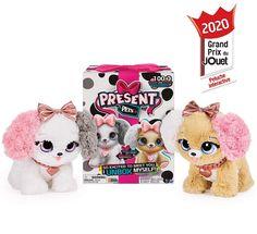 Peluche Present Pets Surprise Fancy Pups pas cher - 😍Découvrir ici - #PicWicToys #Noel #jouets #peluches #jeux #Enfants #jeu #jouet #Cadeaux #peluche Mattel Barbie, Fancy, Toys R Us, Dog Toys, Cute Puppies, Cuddling, Little Ones, Gifts For Kids, Finding Nemo