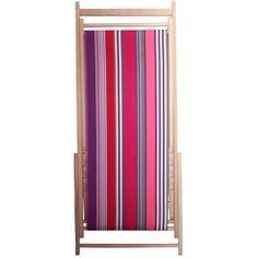 Deckchair canvas - Deckchair canvas ready fitted  Corrida
