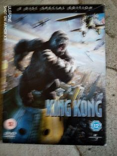 Dvds For Sale, King Kong, Painting, Ebay, Painting Art, Paintings