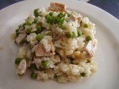Dey cuisine: Risotto poulet, thym & citron