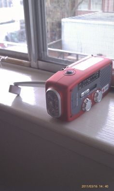Power in my hands: just got handyman//solar radio/flashlight for my emergency kit! Emergency Supplies, Solar Power System, Own Home, Farmers Market, Minnesota, All In One, Virginia, Places To Go, Home Appliances