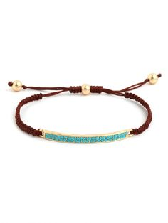 love the colors of this bracelet / baublebar