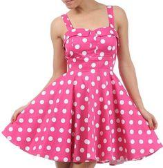 pink darlin dress