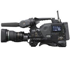 Sony PDW-F800 XDCAM HD422 Camcorder   Sony's top-of-the-line XDCAM HD422 Series is being embraced around the world for its file-based recording capability utilizing high-capacity and highly reliable Professional Disc media. Thanks to its newly developed MPEG HD422 codec, the XDCAM HD422 Series provides high-quality video and audio recording capabilities, with an image resolution of 1920 x 1080 and eight-channel 24-bit uncompressed audio.