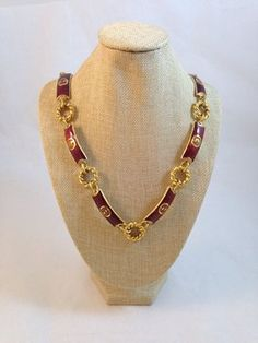 Gucci Necklace Vintage Rare. Get the lowest price on Gucci Necklace Vintage Rare and other fabulous designer clothing and accessories! Shop Tradesy now
