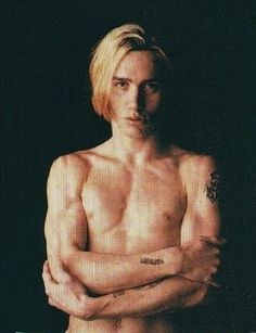 John Frusciante Young | john_frusciante_red_hot_chili_peppers_young_scars