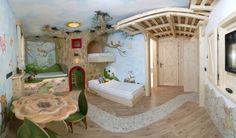 Suite Scoiattolo hotel La Grotta