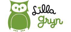 Logotyp för ekologiska barnkläder