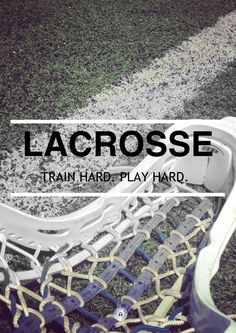 Lacrosse Girl Problems: Photo