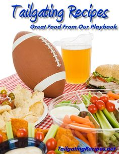 Tailgating Recipe Book!