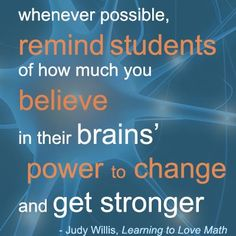 Love this quote? Buy the book! Get 15% off Love Math: Teaching Strategies That Change Student Attitudes and Get Results with the code Z68PN! (valid through 8/22)