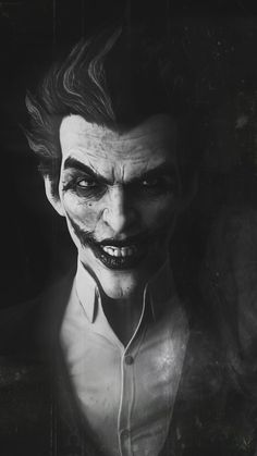 The Joker; I am the chaos! by SallibyG-Ray on deviantART Super Villains, Marvel Dc Comics, Joker Art, Comic Books Art, Im Batman, Batman Universe, Batman Joker, Marvel N Dc
