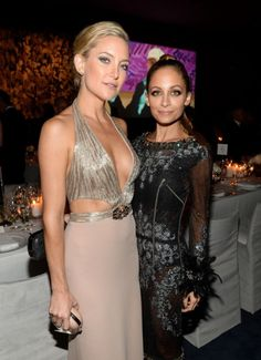 Kate Hudson and Nicole Richie