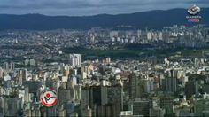 Imagens aéreas de São Paulo - 2