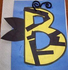 letter b craft activities preschool - Google Search
