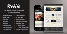 This Deals Nobile | HTML5 & CSS3 With iPhone WebAppso please read the important details before your purchasing anyway here is the best buy