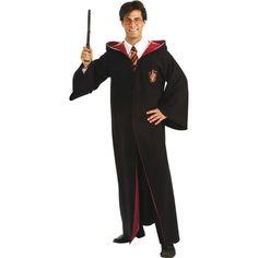 Harry Potter Gryffindor Deluxe Voksen Kappe