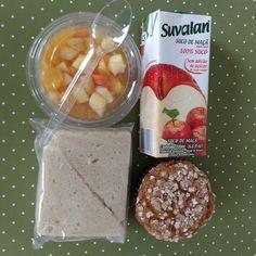Um cardápio saudável e saboroso para a festa de aniversário das crianças na escola.