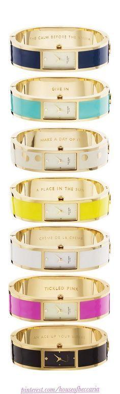 ~Kate Spade Bangle Watch