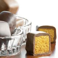 Sponge Candy is very well known in Buffalo, NY.  It's delicious and Watson's Chocolates delivers to anywhere in the US!