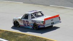 Tyler Young's 2016 Young's Building Systems Chevy - Photo by Alan Wiltsie Off Road Racing, Auto Racing, Tyler Young, Nascar Trucks, Building Systems, Camping World, Chevy Silverado, Race Cars, Vehicles
