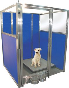Business matters self serve dog wash reaches robbinsdale for truly amazing dog kennel designs directs products are the only way to go solutioingenieria Images
