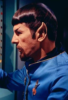 Leonard Nimoy, Spock of 'Star Trek,' Dies at 83. Description from pinterest.com. I searched for this on bing.com/images