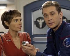 marmolita - dragonfly811:   Trip and T'Pol. Working together.