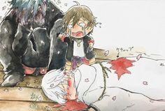 Handsome Anime, Drawing Poses, Touken Ranbu, Akira, Sword, Drawings, Toddler Girls, Sketches, Drawing