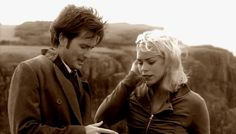 Rose and the Doctor.