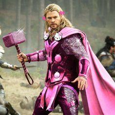 Hello Thor Kitty!
