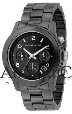 Michael Kors MK5164 Watch Sport Ladies - Black Dial