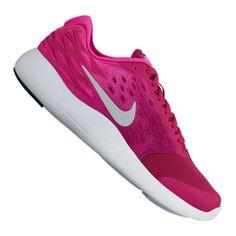 reputable site 67c52 45120 Soldes Baskets Store - Nike Lunarstelos Running Enfant, Rose foncé  Violet Blanc