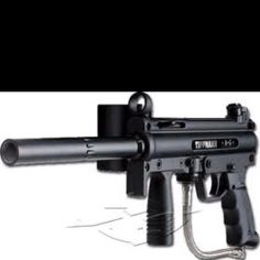 Paintball gun!
