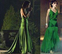 """Atonement"" dress"