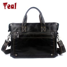 4fa1c434824e8 ... leather man bags directly from China men messenger bags Suppliers   CHISPAULO Real Genuine leather men bag Briefcase Laptop tote shoulder  laptop men s ...