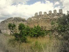 Castillo de Artana .Castellon .Spain .