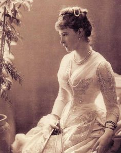 HIH Grand Duchess Elizabeth Feodorovna of Russia (1864 -1918) née HGDH Princess Elizabeth of Hesse and by Rhine