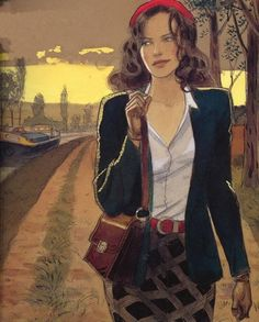 Illustrations , Jean Pierre Gibrat