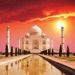 Taj Mahal palace, India