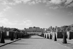 Schloss Belvedere Beautiful Sites, Vienna, New York Skyline, City, Travel, Viajes, Cities, Destinations, Traveling