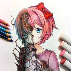 Tenue de Manga pour Fille ♥ J'adore ♥♥♥♥♥ Plus - Manga Anime, Me Anime, Anime Art, Fanart, Yandere, Real Gamer, Doki Doki Anime, Gurren Laggan, Cute Games