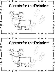 December math activities: FREE Santa's Coal Addition Game