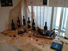 Taste the Art - Packaging Design - Wine labels on Behance