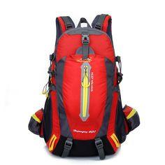 40 Liter Backpack-Beyond The Outdoors Laptop Rucksack, Tactical Backpack, Rucksack Backpack, Travel Backpack, Travel Bags, Backpack Camping, Nylons, Sac A Dos Trekking, Outdoors