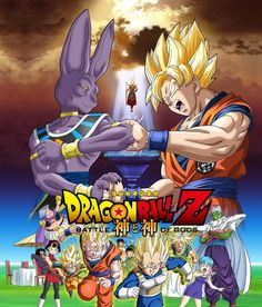 New DBZ movie, Battle of the Gods: Descrip and Overview of what is to come