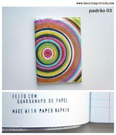 caderno A5 | notebook A5  padrao_03  http://danielapereira.com/
