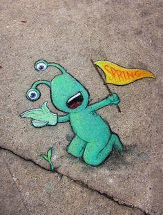 Amazing-Street-art-of-David-Zinn-Sluggo (33)