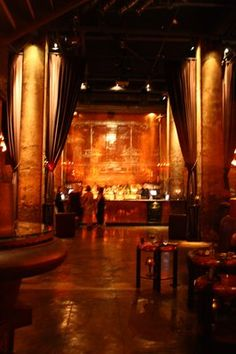 The Edison - Speakeasy (Burlesque on Thursday Nights)